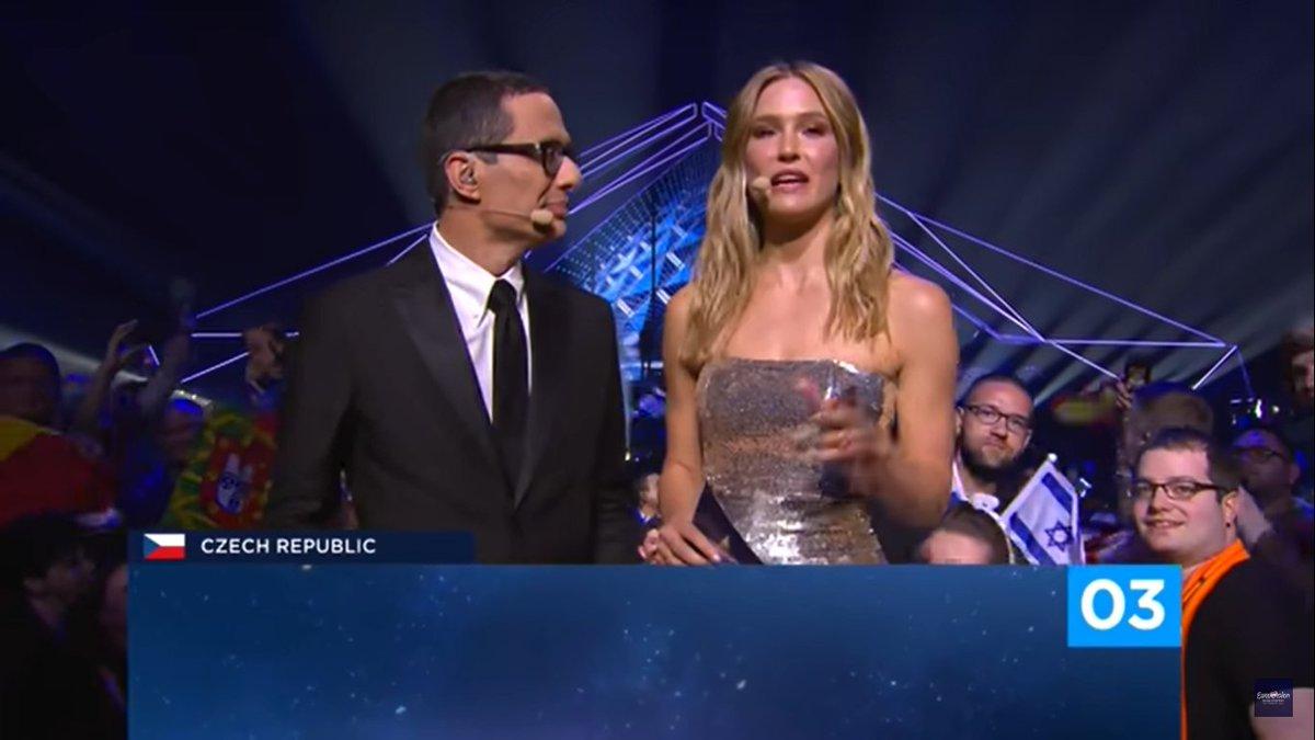 #eurovision_2019  Θέλω η Μπαρ Ραφαέλι να αντικαταστήσει την Ηλιάννα στο #gntmgr και ξέρω πως ζητάω πολλά 🤣