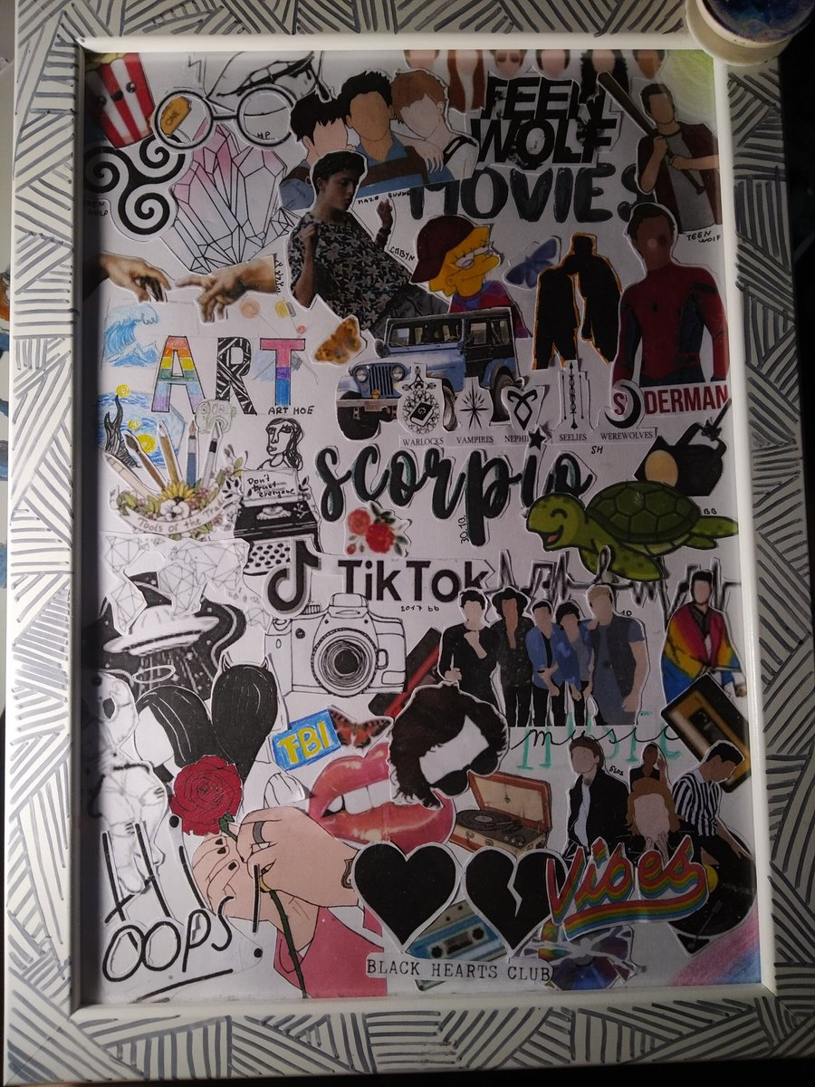 Look what i created... #OneDirection #cmbyn #TeenWolf #MARVEL #5SOS #art https://t.co/91s6FYhZF8