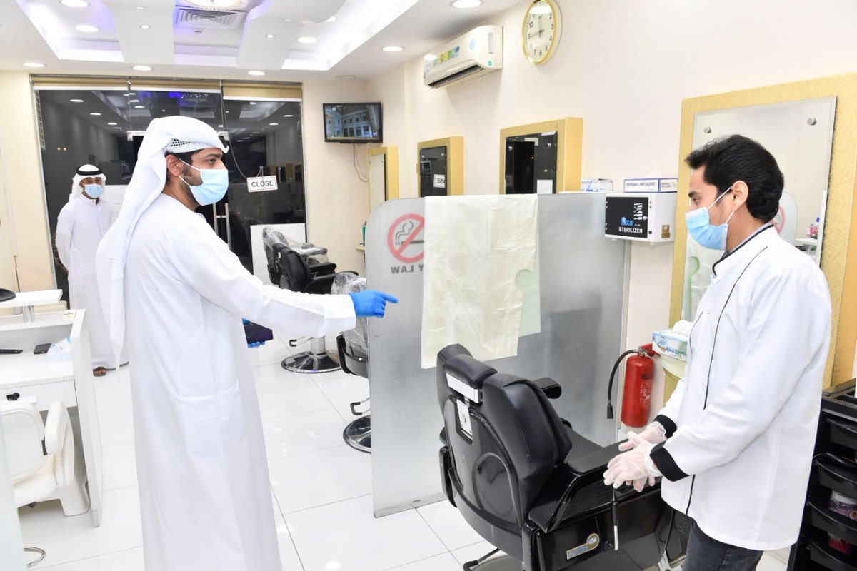 .@Dubai_DED conducts 23,735 inspections since the reopening of markets beginning Ramadan, during which 22,328 shops were found fully compliant to the precautionary guidelines. https://www.mediaoffice.ae/en/news/2020/May/24-05/Dubai%20Economy%20conducts%2023735%20inspections%20during%20Ramadan…pic.twitter.com/jOgTAPOM44