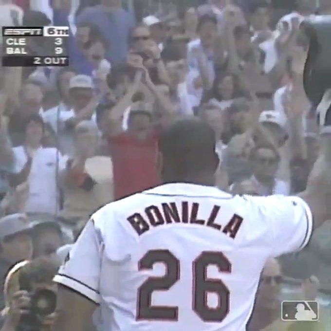 Happy 58th Birthday to Orioles legend Bobby Bonilla