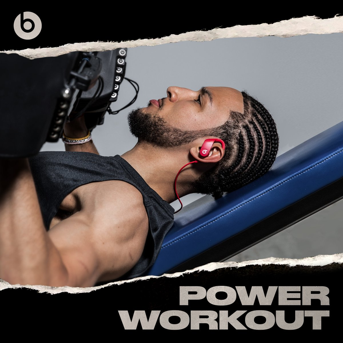 Stay active. Stay inspired. #PowerRunsInTheFamily// Hit the link to listen to NBA All-Star @bensimmons25's workout playlist on @applemusic: https://t.co/ePmEx2S9f6 https://t.co/XafMcP51Gm