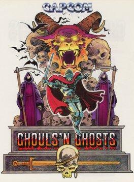 Bitte hier von einen neuen Teil oder ein Remake Capcom 😊 #GhoulsnGhosts #Retro #Arcade #Capcom
