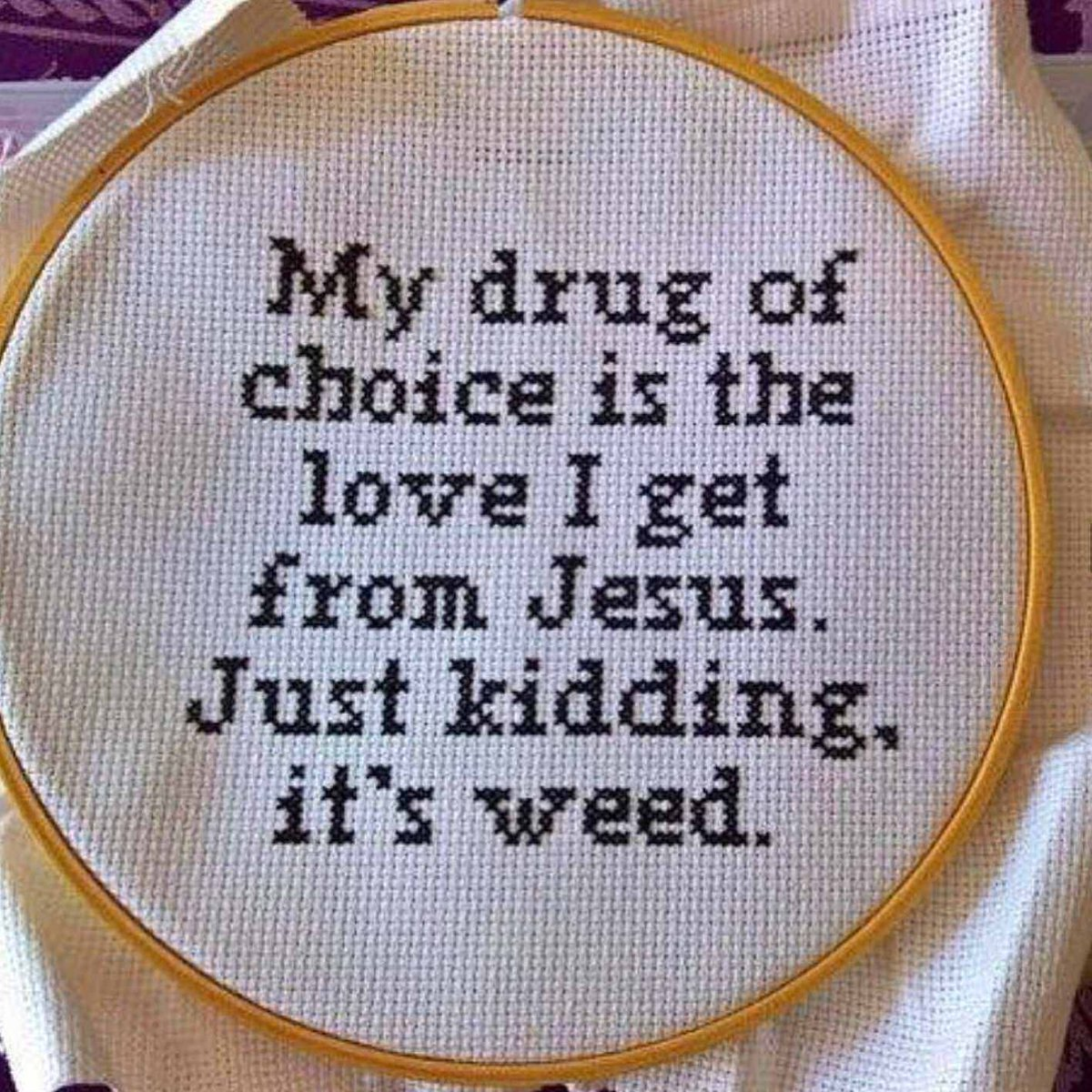 My drug of choice is... https://t.co/YqKjDLv80o