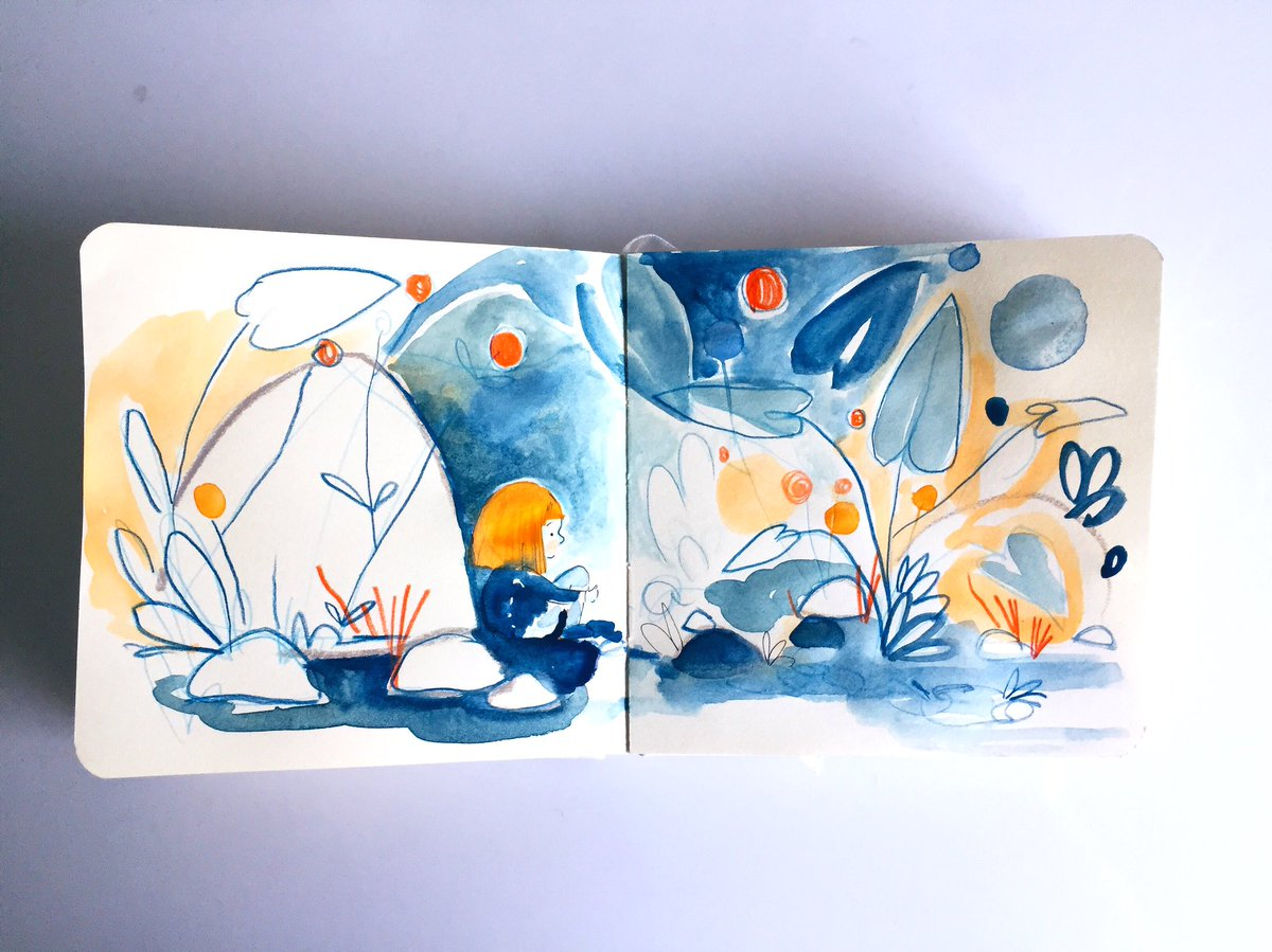 Sunday. #sketchbook pic.twitter.com/Ma2CPRH0C9