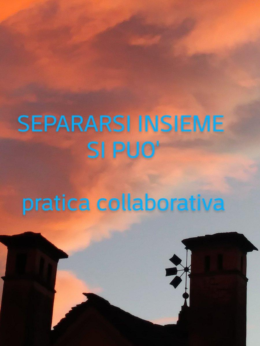 #Praticacollaborativa #separazione #coppia #possibilità #insieme pic.twitter.com/GAg56bX32W