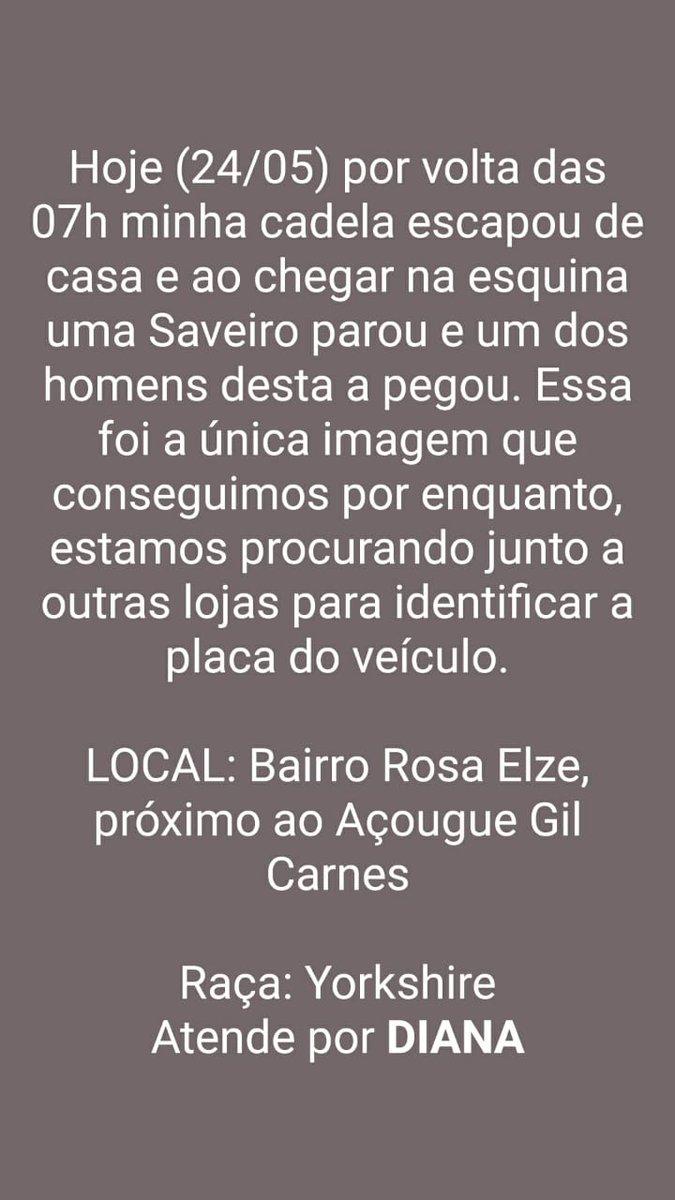 Gente quem puder ajudar compartilhando eu fico muito agradecida  #aracaju pic.twitter.com/WvgT0VvMhc