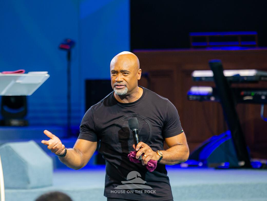 Peter did not just walk on water, he walked on one Word from God that said - COME. God is going to give you respect amongst your peers. Hes going to make you do things that others couldnt do in Jesus name. Amen. #HOTROnline #HOTRService