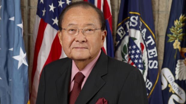 Daniel K. Inouye (1924-2012) a WWII hero, was born in Honolulu Hawaii. He was awarded the Congressional Medal of Honor, the Distinguished Service Cross, the Bronze Star, and the Purple Heart with Cluster. In Memory. 🙏 #OneVoice1 #OVVets #APAHM senate.gov/senators/Featu…
