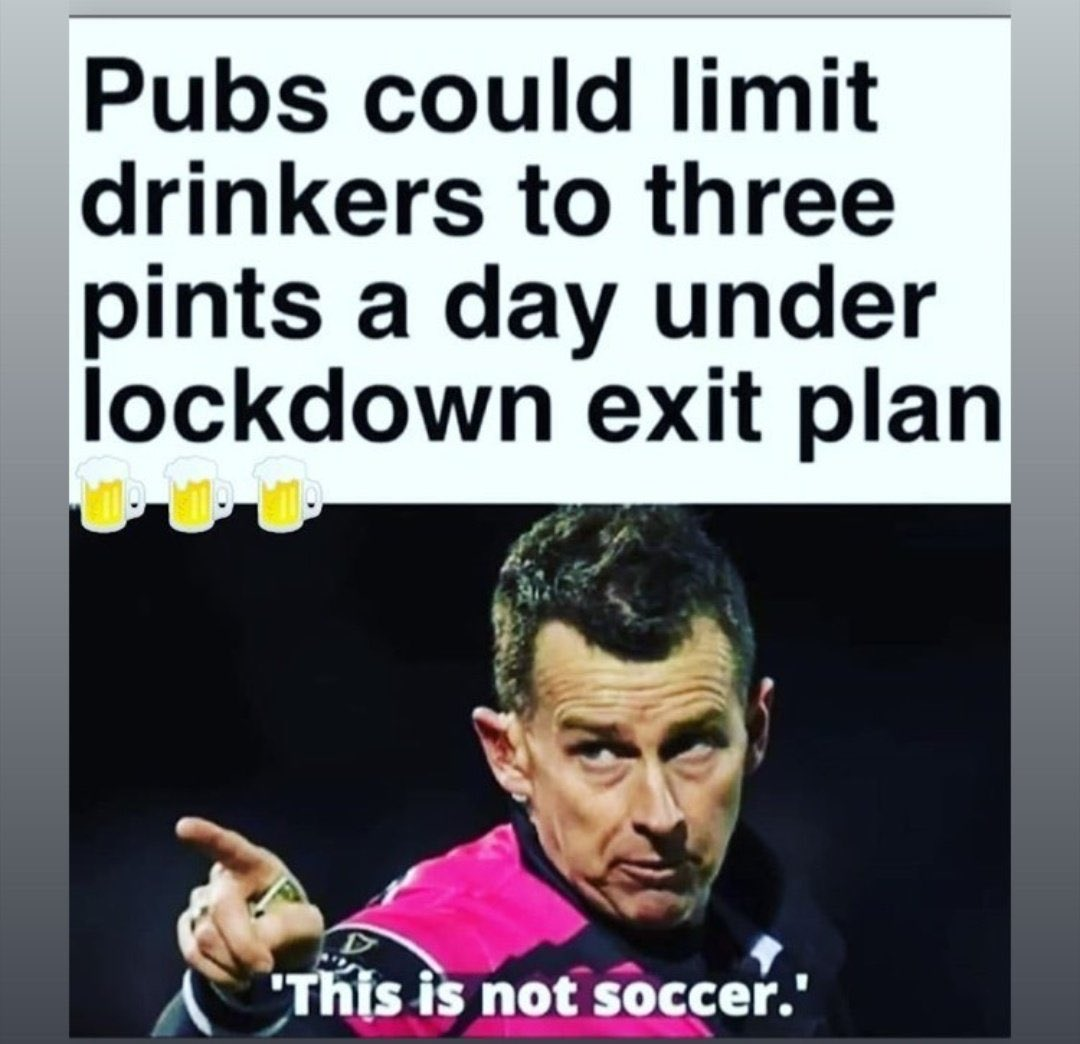 Someone has been busy thinking this one up. It will do for me as after 2 pints I'm on my way 😂😉