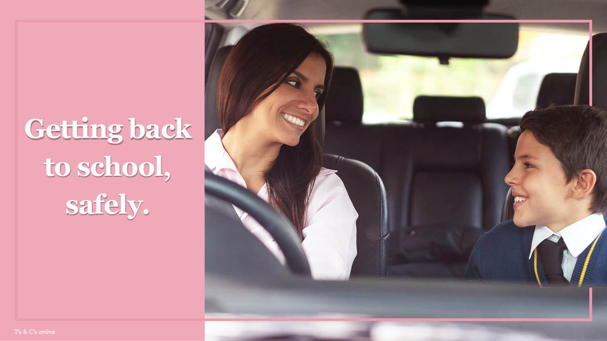 As children slowly start going back to school, and school runs recommence, we've got you covered on the road. Should anything go wrong along the way, Our Guardian Angel On Call is there to keep you and your loved ones safe: https://t.co/zh9HZzSbHo https://t.co/Gpk4SNdrJS