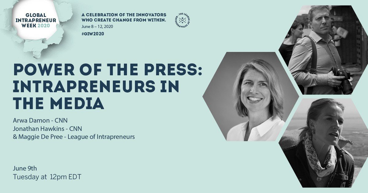 We will be talking about how the media landscaper has changed, our ability to impact and influence change and much more ... link to register: https://t.co/bz9q4suk5z @cnni @INARAorg @SocIntLeague https://t.co/JU322Qzivt