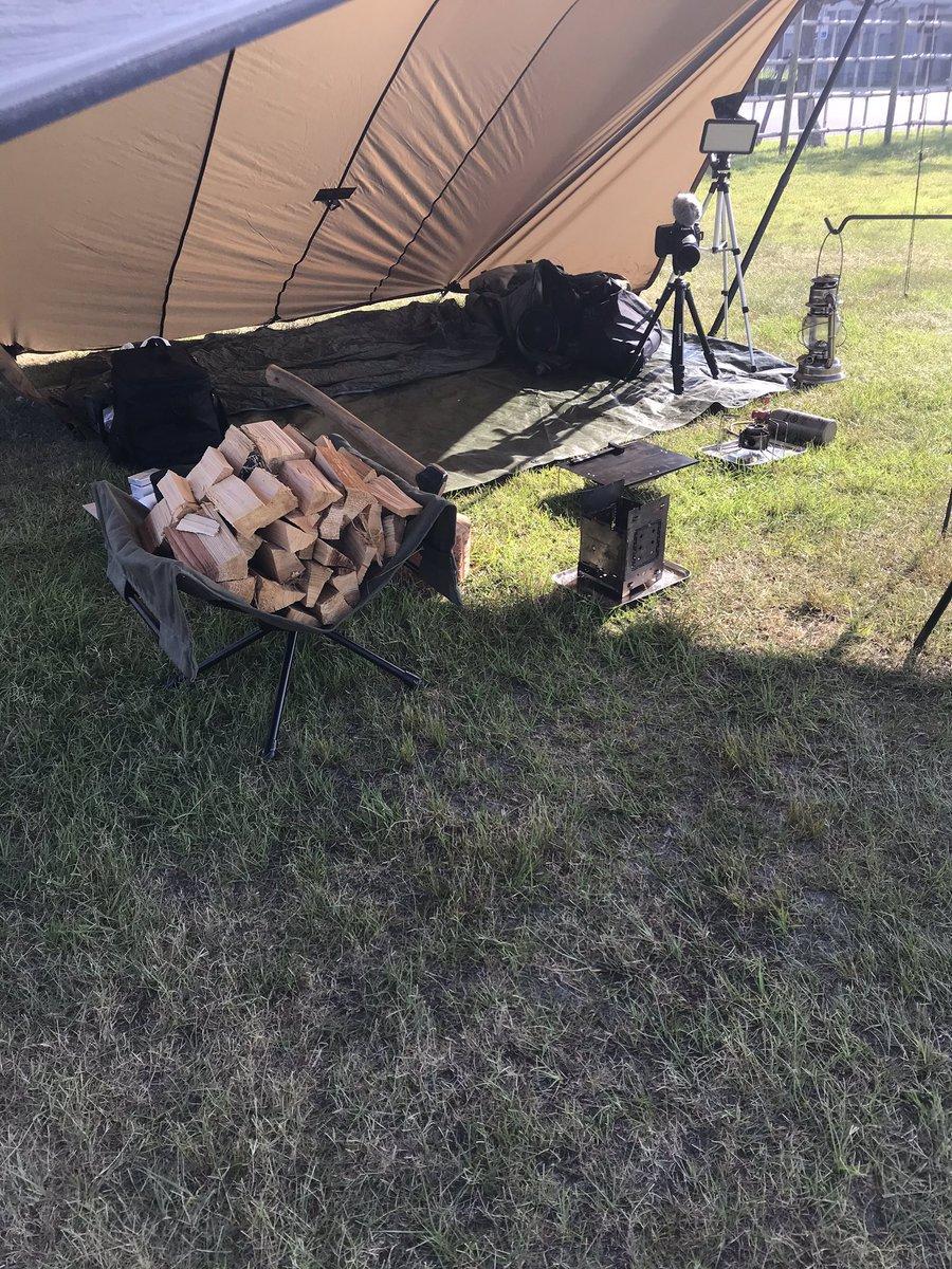 場 キャンプ 渚 園