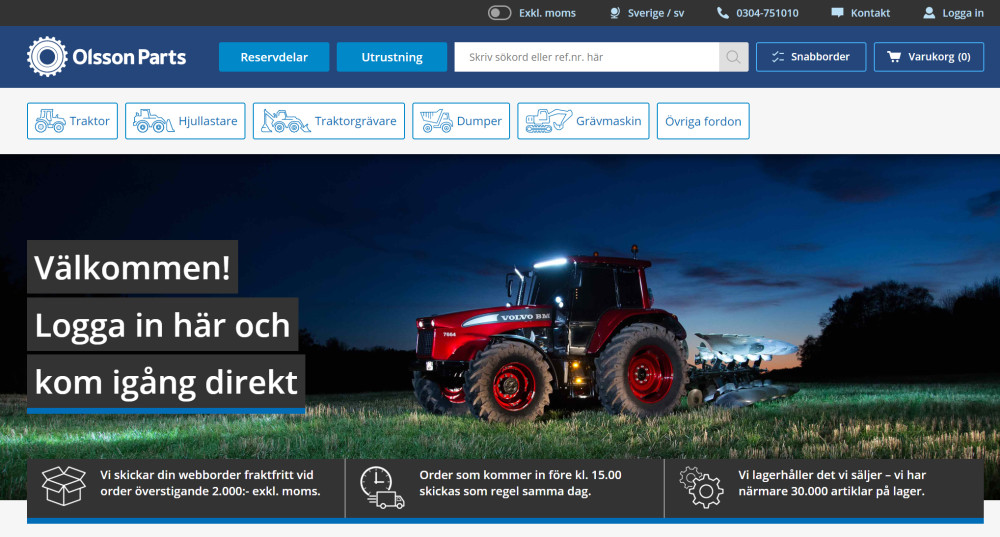 Marknadsledande Olsson i Ellös släpper ny digital plattform på Episerver. https://t.co/BzOpjOuWBB https://t.co/cxQuxIu6w4