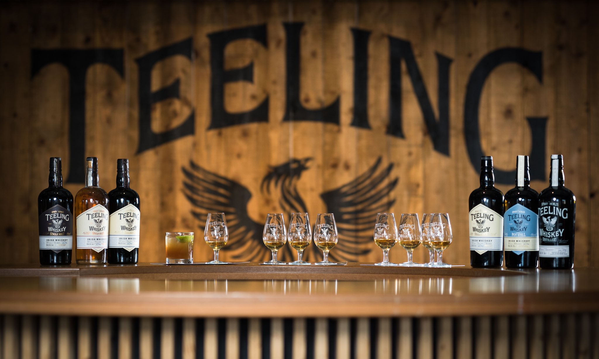 """Teeling Whiskey on Twitter: """"After 3 tough months the day has finally  arrived that we can take bookings again for our distillery tours!From the  29th of June we can welcome people back"""