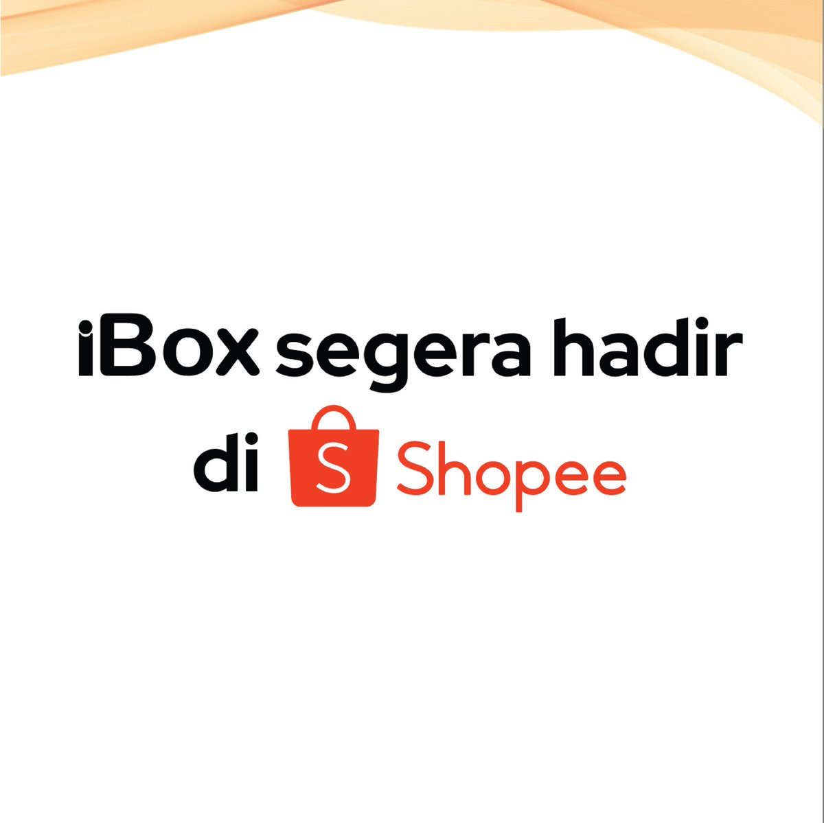 iBox segera hadir di Shopee! Apple Authorized Reseller terbesar di Indonesia segera hadir di Shopee. Nantikan penawaran teristimewa di iBox official Shop. . . #iBoxIndonesia #ShopeeID https://t.co/btvjkVFvG0