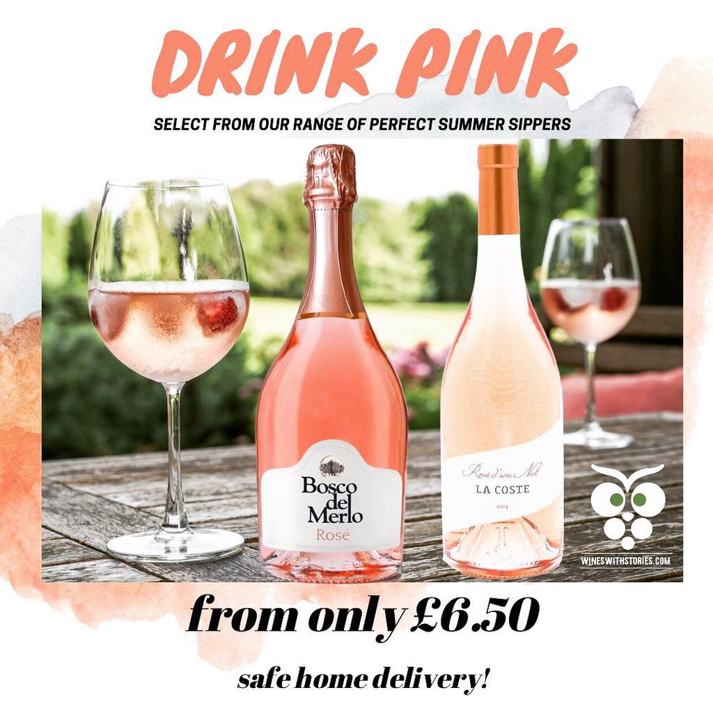 Select from a range of beautiful artisan Rosé wines for the perfect summer sipper. Think Pink - Drink Pink #drinkpink #provencalrose #rosewine  https:// lnkd.in/d3ET7wQ     #wine #drinkbetterwine #winebusiness #wines #winelover #winetasting #winetime #winemarketing<br>http://pic.twitter.com/6UWGGuufj2