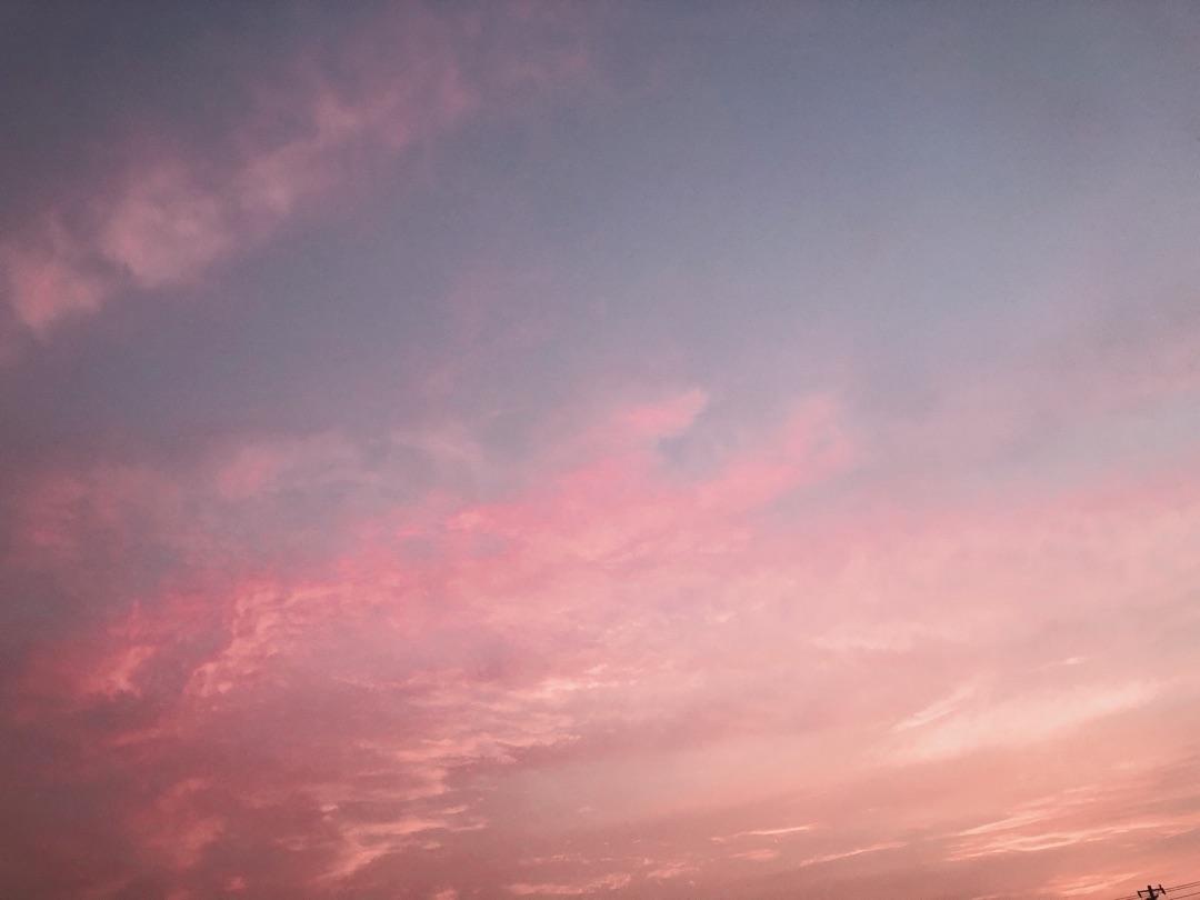 【Blog更新】 すんごい空。浅倉樹々:…  #tsubaki_factory #つばきファクトリー