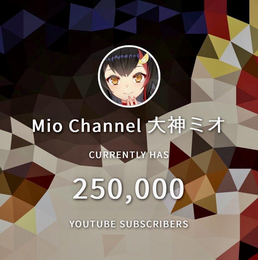25万人!!!!!!😳ありがとう😚💕💕