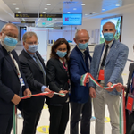 Image for the Tweet beginning: Inaugurato il nuovo volo Firenze-Palermo