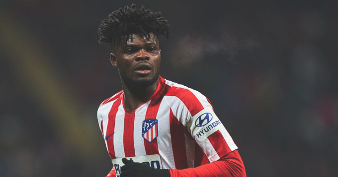 Thomas Partey has agreed personal terms with Arsenal. Both Arsenal and Atéltico now need to agree a fee for the player [@JordanM_Choco]