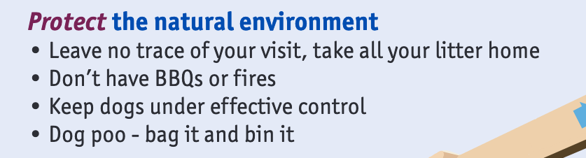 """Natural England has updated the Countryside Code. It used to say """"Litter and leftover food spoils the beauty of the countryside"""" and """"Be careful not to drop matches or smouldering cigarettes.""""   It now says: """"Don't have BBQs"""". pic.twitter.com/unY8r7P9AZ"""