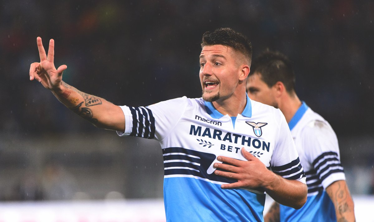 PSG have made a £53m bid for Lazio midfielder Sergej Milinković-Savić, however the Serie A side is holding out for a reported £76m. [le10sport]