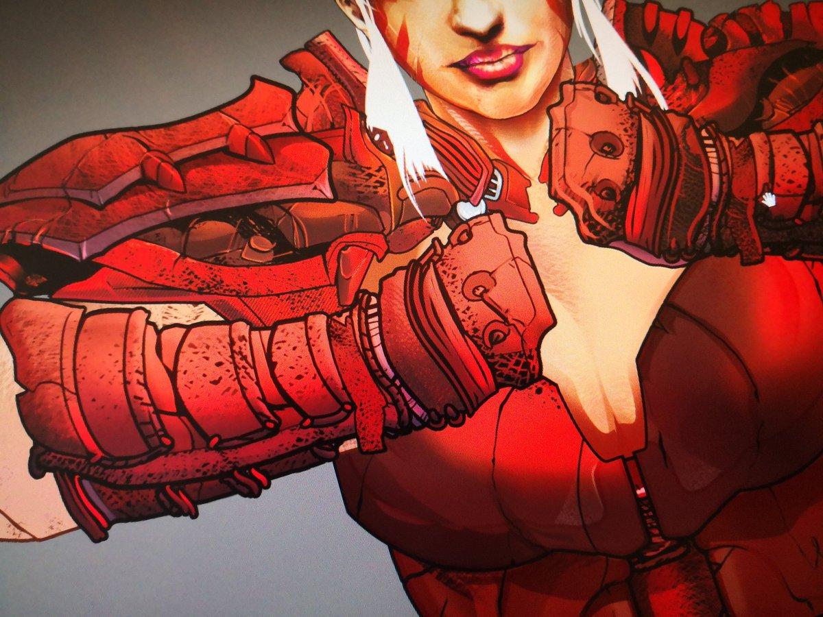 #Zealot update...   #characterdesign #comics #comicbook #artwork #image https://t.co/gVwUeR1faw