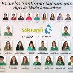 Image for the Tweet beginning: Los alumnos de 4º ESO