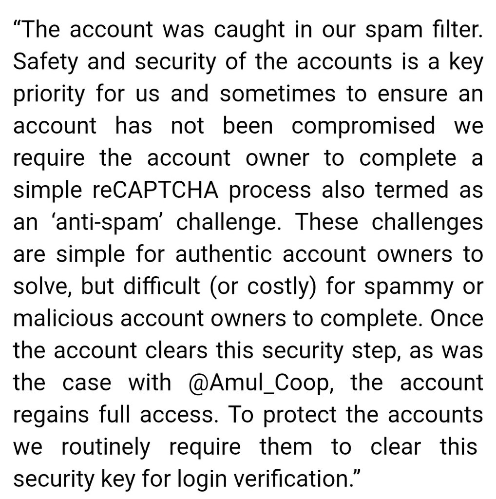 Twitter India responds to backlash over blocking Amul's Twitter account