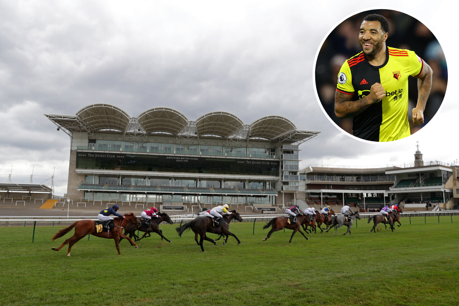 Horse named after @WatfordFC captain Troy Deeney the 33/1 underdog in today's big horse race, the 2,000 #Guineas @T_Deeney @RogerTealRacing #WatfordFC https://t.co/zz5GXFLBB5 https://t.co/xgRQovbTjH