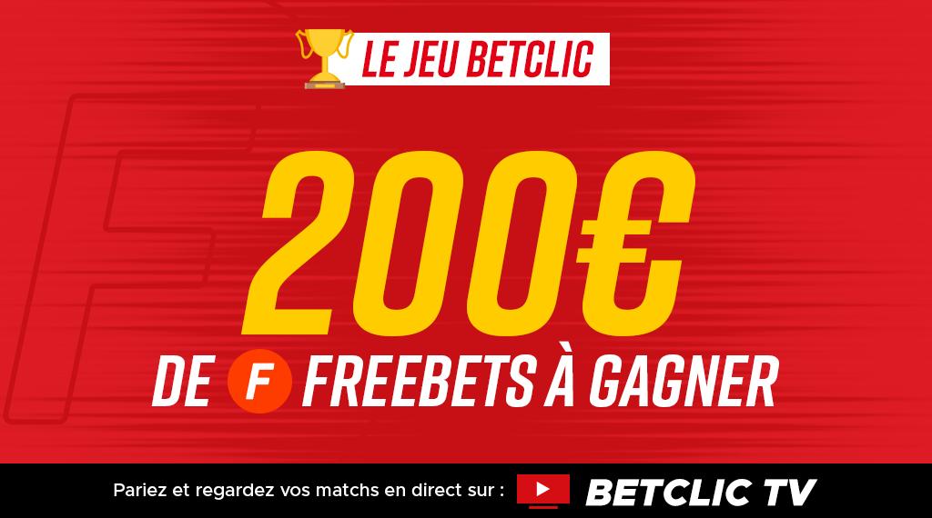 🇩🇪 LE gros match du jour en Bundesliga ! Qui sera le 1er buteur de #B04FCB ? 👉 RT + ton prono avec le #FreebetBetclic pour participer 🤑 5 x 40€ de Freebet 🤞 TAS le 08/06