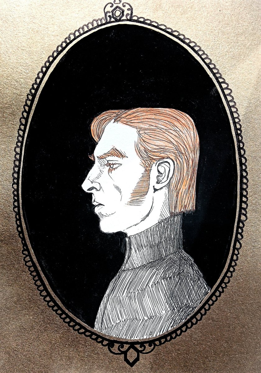 More of original art, pins and postcards you can find in our store https://www.etsy.com/shop/russianrita…  If you interested to buy these art  please contact @RussiandollRita #originalart #kyloren #generalhux #starwars #kyluxpic.twitter.com/gXqVeyWUbX