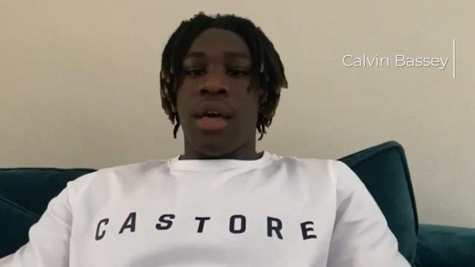 Calvin Bassey Video Trending In Worldwide