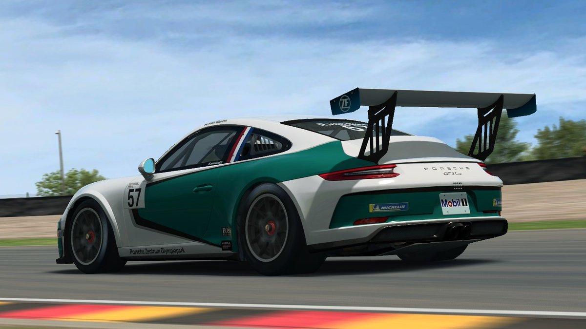 PorscheRaces :user Image Credit RT: @PorscheRaces… #porsche #PorscheMobil1Supercup #PorscheRaces #sportscar #motorsport #racecar #racing... #CarreraCupDE – A total of 22 drivers line up in the Race at Home in the Porsche Esports Carrera Cup Deutschla… https://t.co/kPvDGLJR7o