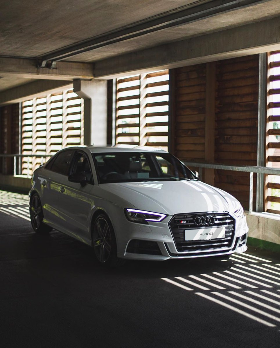 Engineered for total confidence, yet so easy on the eye - but thats probably just a coincidence right 😉. Fascinating details come to light when you learn more about the Audi S3: bit.ly/3cBKvYv #audisouthafrica #audiS3 #S3