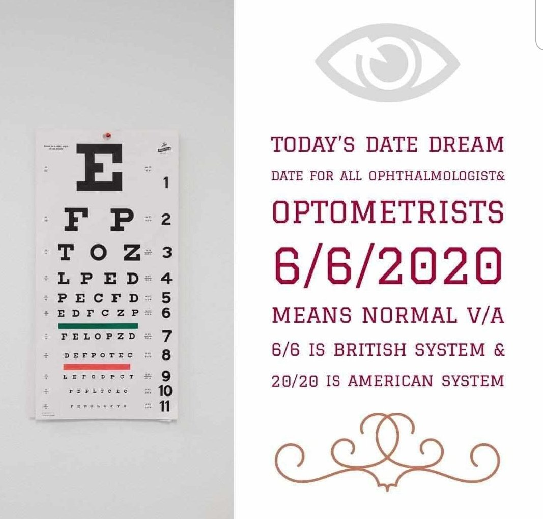 How good is your vision? This historic day signifies why we should keep an #Eye on our #Eyes. Visit the nearest eye health care facility for a complete vision care. #optometry #eyehealthcarepic.twitter.com/FzkN0MGrKw