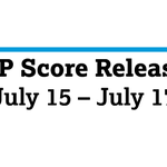 Image for the Tweet beginning: AP Exam scores will be