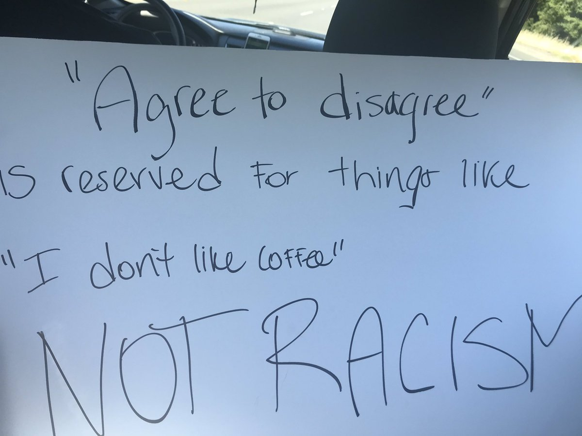 @cdvaughn16 I used your tweet for a sign for a march today I hope that's okay! I'll show them your twitter account!!! 🙏🏻🙏🏻🙏🏻🙏🏻 https://t.co/7DCfZyMiMs