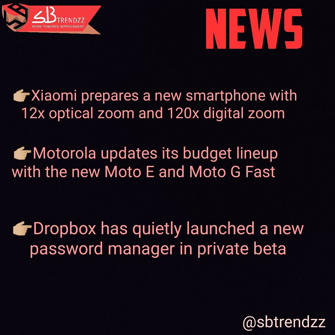 Catch the news !!! Follow @sbtrendzz  . . #technologytrends #blockchaintechnology #technologylover #latesttechnology #scienceandtechnology #technologyrocks #technologyisawesome #informationtechnology #medicaltechnology #futuretechnology #technologyofindia #primitivetechnologypic.twitter.com/KurF9yenJ8