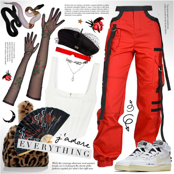 My @URSTYLE set featuring #Dior hat, #DionLee corset, #Nike sneakers and more   Details: https://urstyle.fashion/styles/2586234   Have an awesome day!   #URSTYLE #Polyvore #fashion #style #ootd #blogger #fashionista #trendy #styling #cool #mix #streetstylepic.twitter.com/WX2hswyVtb