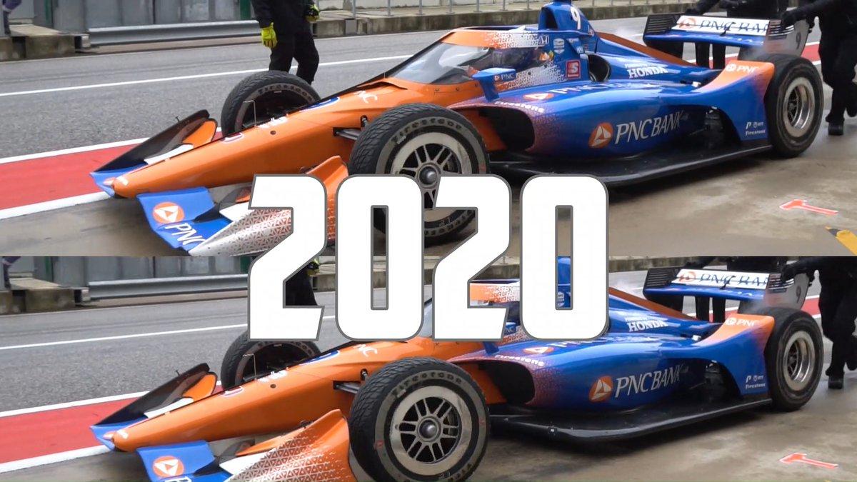 Today, we return to the track. 👊🏼 @scottdixon9 | @Ericsson_Marcus @FRosenqvist | @IndyCar
