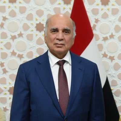 I extend my heartfelt congratulations to my dear friend & colleague Dr Fuad Hussein @Fuad_Hussein1 on his appointment as Deputy Prime Minister & Foreign Minister of Iraq. I wish him success & good luck in his new venture working closely with PM @MAKadhimi & the entire @IraqiGovt