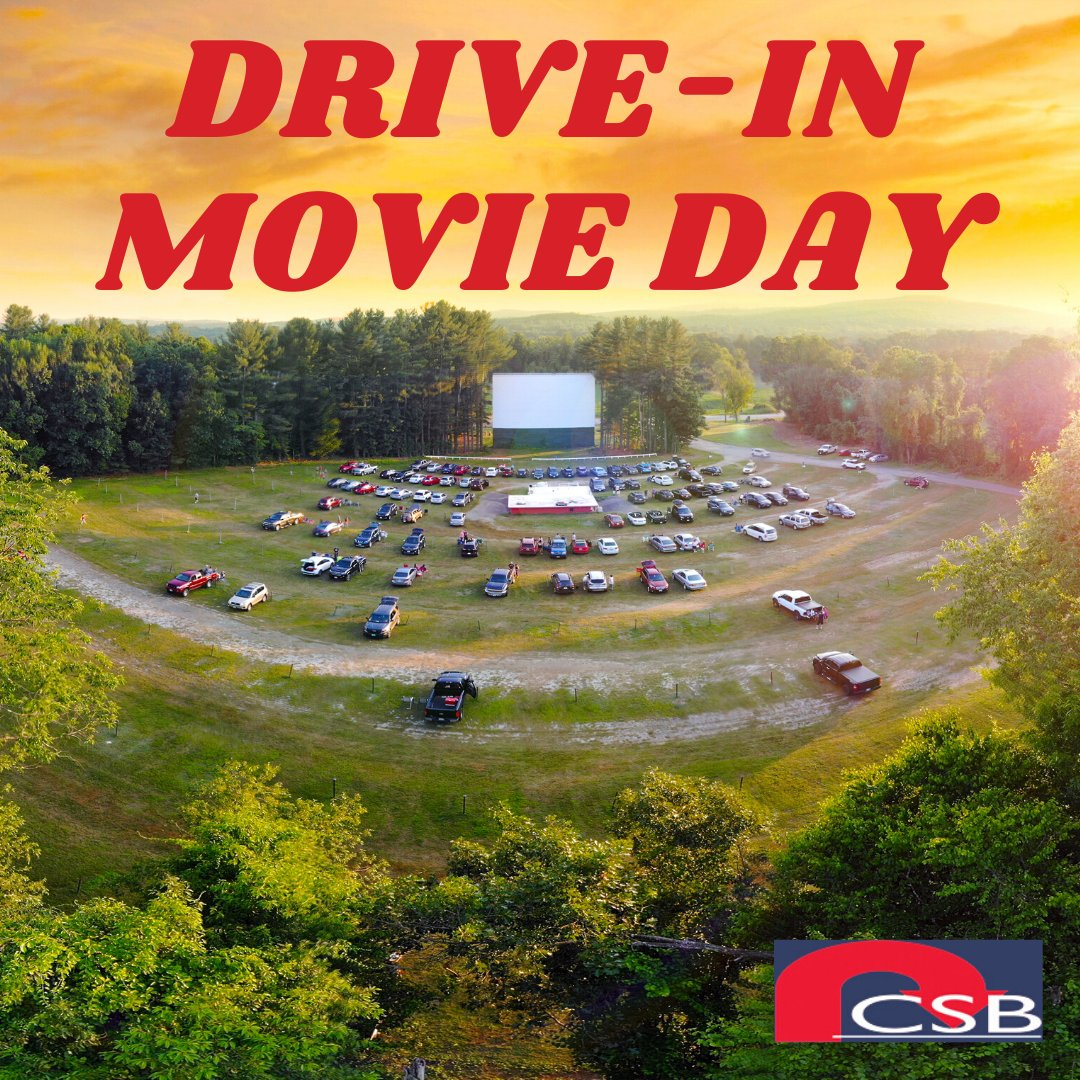 Has there ever been a better time to celebrate Drive-In Movie Day? It's the perfect way to support local businesses and maintain social distancing. That's a win-win!   Here's a list of drive-in theaters in Ohio: https://bit.ly/3ew1q02   #driveinmovieday #driveinmovie #autopic.twitter.com/HsTE1i5uEi