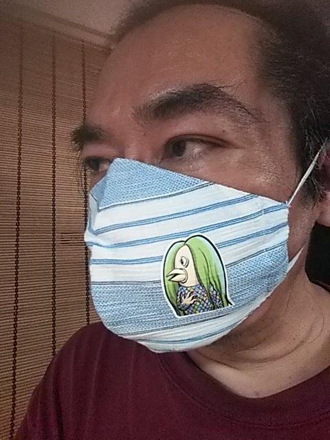 マスク ツイッター リアルタイム