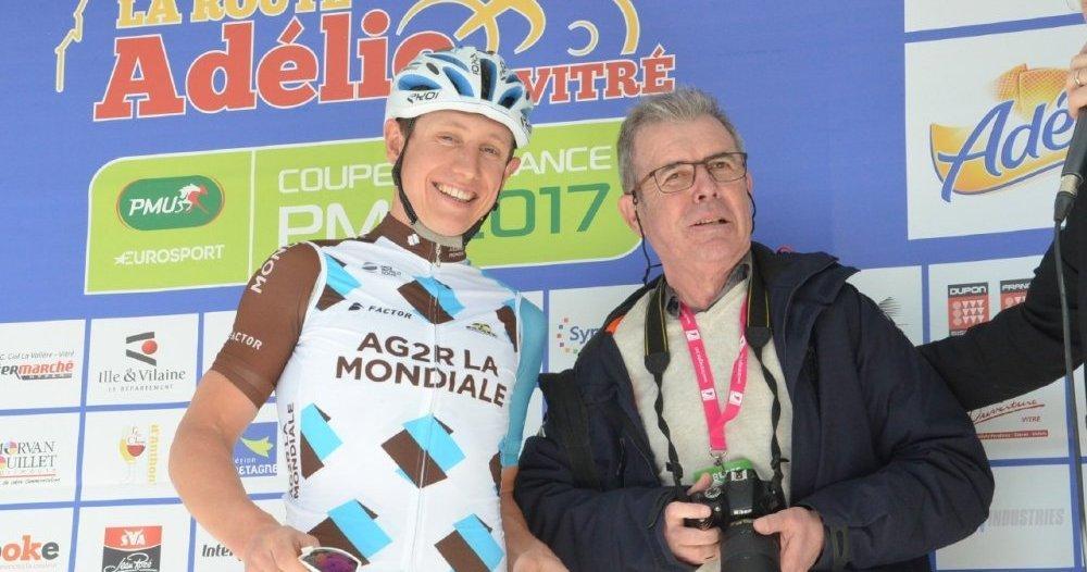 Jérôme, un passionné, un amoureux du vélo. C'était toujours un plaisir de discuter avec lui! Toutes mes condoléances à sa famille et ses proches.