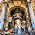 Image for the Tweet beginning: L' Arco di Cutò Palermo  Mercato