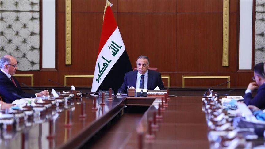 Li Iraqê hemû kabîneya Kazimî li meclisê hat qebûlkirin v.aa.com.tr/1867613