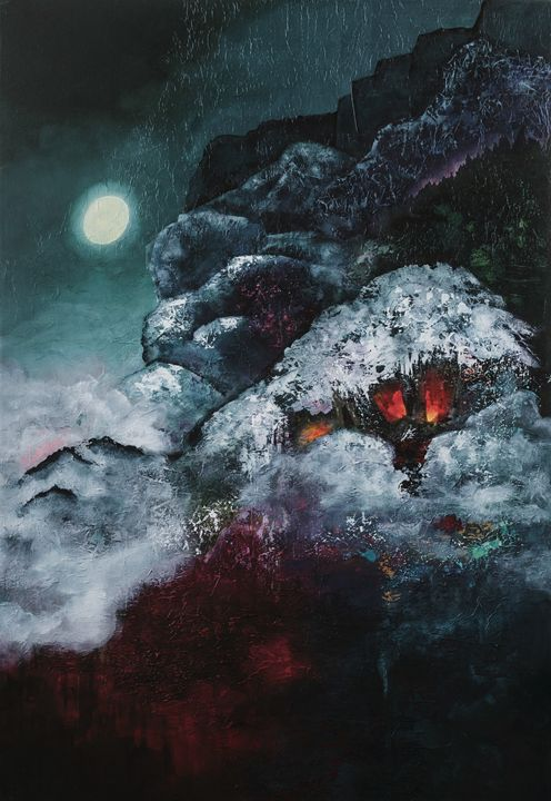 "Featured Art of the Day: ""Winter Tale"". Buy it at: https://www.ArtPal.com/kirov?i=84452-17…pic.twitter.com/wEBboBHSMg"
