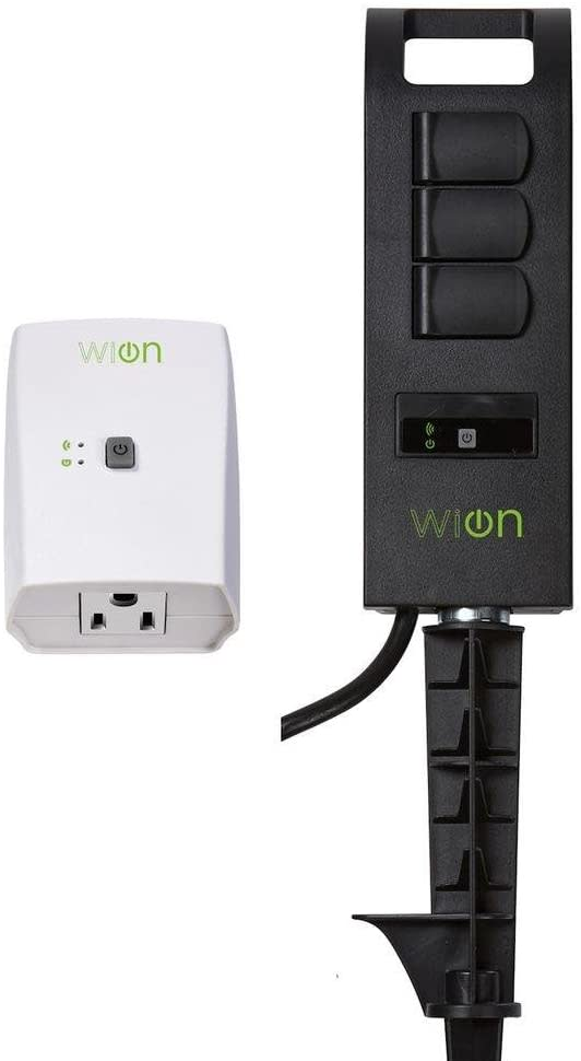 ***New Deal*** WiOn 50063 Smart Plug Indoor /... Reduced from $35 to $20 https://www.amazon.com/gp/product/B01MR6Q666/?tag=flatdiscounts-20 … #Deals #newDeals #savings pic.twitter.com/IEcqopOK2A