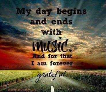 Each and every day . #musicislife pic.twitter.com/6Xh0iODqbK